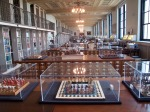Chess set collection, Main Library, Cleveland, OH