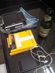 Essentials of 4X5 film changing