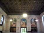 Interior murals, Main Library, Detroit, MI