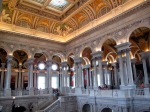 Lobby, Library of Congress, Washington, DC