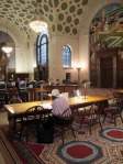 Main lobby, Main Library, Cleveland, OH