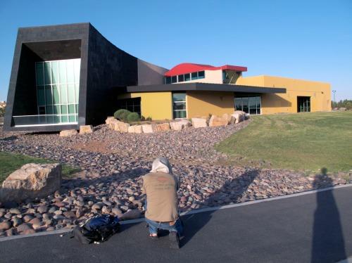 Moreno branch library, El Paso, TX
