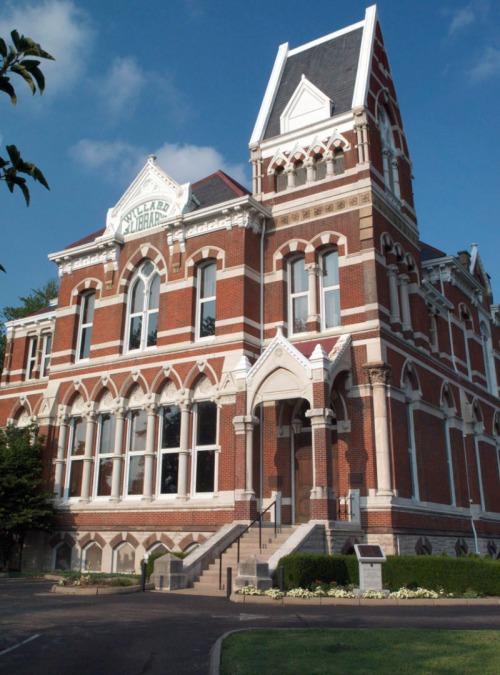 Willard Library, Evansville, IN