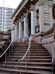 Steps, Main library, Providence, RI