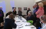 Teaching workshop, Fanoe, Denmark