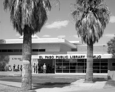 Armijo branch, El Paso, TX