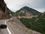 Millon dollar highway, Red Mt. Pass, CO