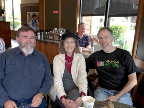 Alan, Jane and RD