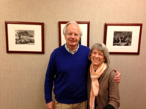 Bill Moyers and Ellen