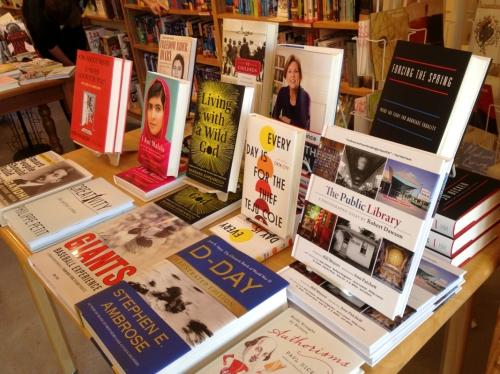 Books for sale, SF