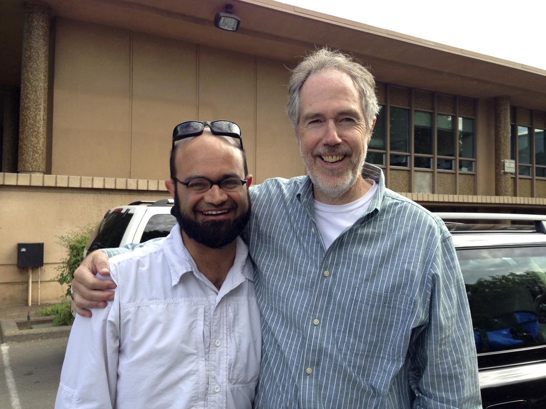 Masood and Bob, Stockton, CA