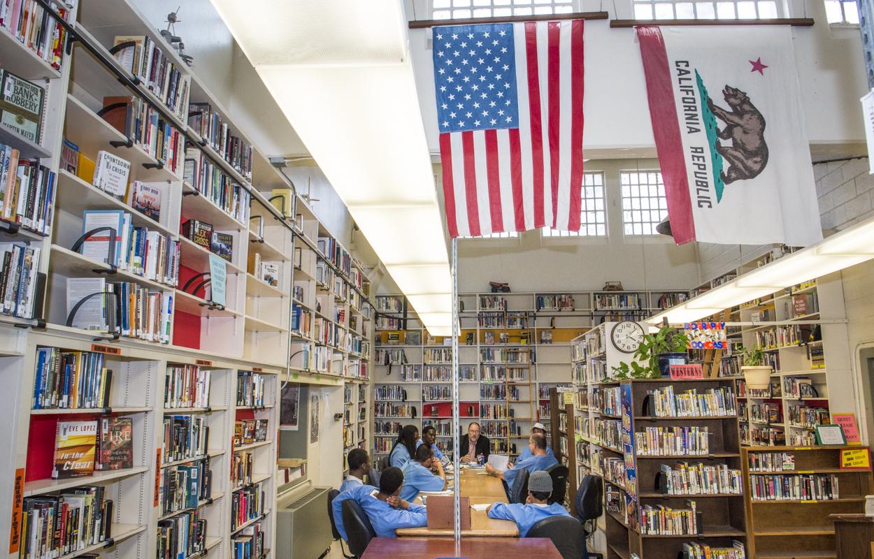 Essay library school new york
