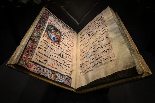 Illuminated manuscript, Munich copy