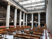 Interior, Old National Library, Athens