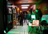 Opening party, Book & Play (We Need Books), Athens