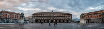 National Library of Italy, Naples pano