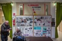 "Annalisa Durante ""Open Doors"" Library, Naples"