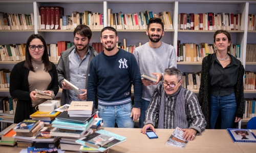 Biblioteca Andreoli