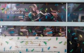 "Biblioteca di Scampia ""Gelsomina Verde"", Naples"