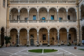 Central Library of the Sicilian Region, Palermo, Sicily