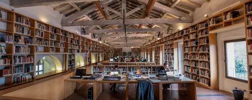 Federico Zeri Art Library, University of Bologna, Bologna
