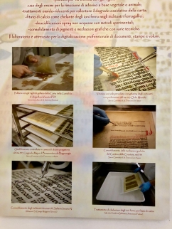 Book conservation, Praglia Abby