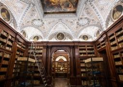 Classense Library, Ravenna, Italy