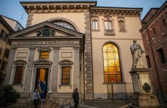 Biblioteca Ambrosiana, Milano