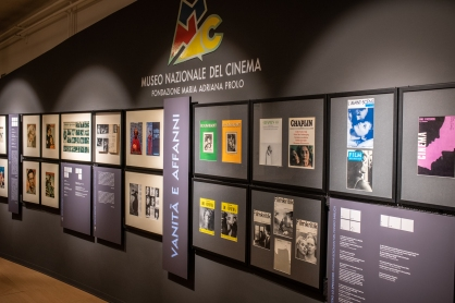 Mario Gromo International Library of Cinema and Photography, Turino