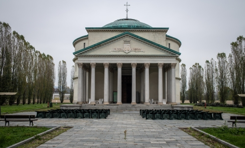 Mausoleum and Library of the Bela Rosin, Torino