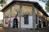 Biblioteca Villa Mercede (Tullio De Mouro), Rome