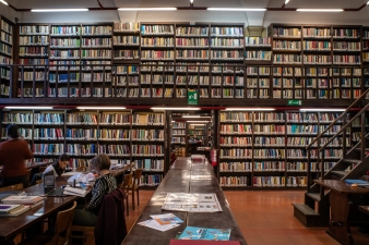 Library of Archeology and the History of Art, Rome