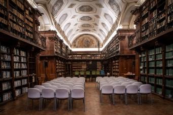 Biblioteca di Archeologia e Storia dell'arte (Ciociera), Rome