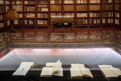 Biblioteca Corsiniana at the Accademia Nazionale dei Lincei, Rome