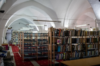 Al-Aqsa Mosque Library, Jerusalem