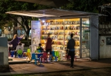 Garden Library for Refugees and Migrant Workers, Tel Aviv, Israel