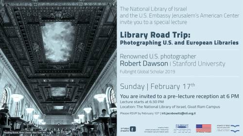 Invitation to reception and lecture at NLI copy