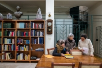 Library of the Armenian Patriarch, Old City, Jerusalem