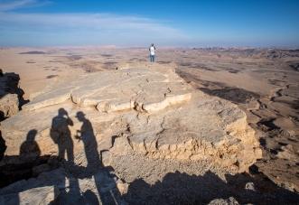 Makhtesh Ramon, Negev Desert