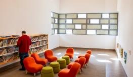 Steven Karger Library, Rehovot,, Israel