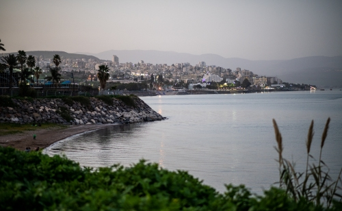 Tibereus, Sea of Galilee, Israel