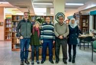 Al-Bireh Public Library, Al-Bireh, Palestine (adjacent to Ramallah)