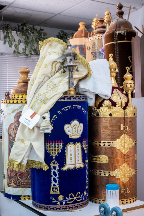The Torah Doctor, Jerusalem