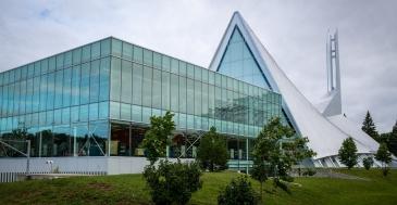 Library Monique-Corriveau, Québec City, QC