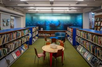Toronto Public Library - Bloor/Gladstone Branch, Toronto