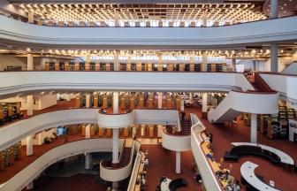 Toronto Public Library - Toronto Reference Library, Toronto