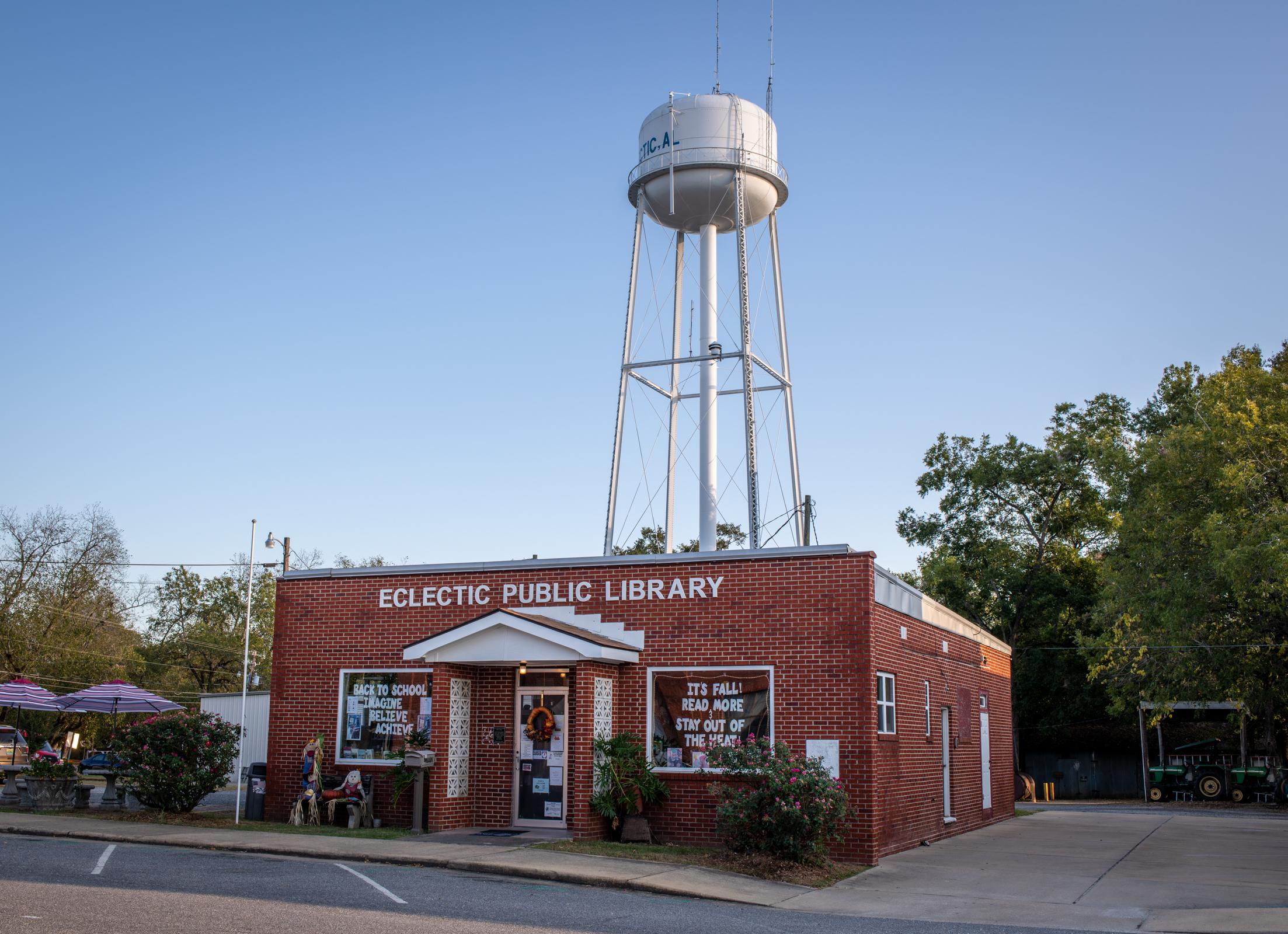 Eclectic Public Library, Eclectic, AL