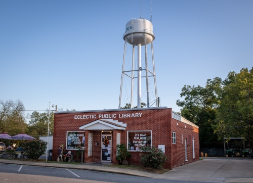 Eclectic Public Library, Eclectic, AL