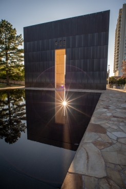 Oklahoma City National Memorial, Oklahoma City, OK